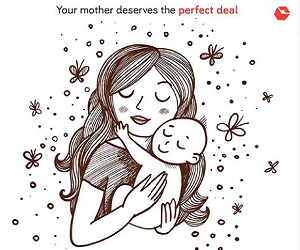 mothers day post snapdeal