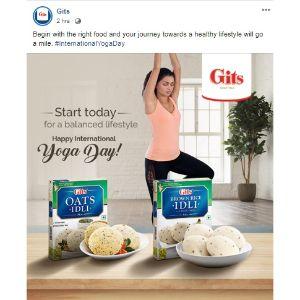 Yoga Day Post Gits