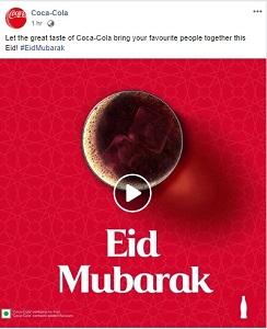 eid mubarak by coke cola