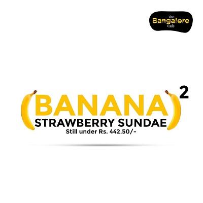 Bangalore cafe Banana Post - Digimanic