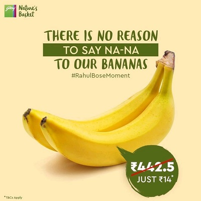 Godrej Banana Post - Digimanic