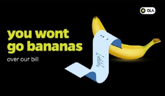 Ola Banana Post - Digimanic