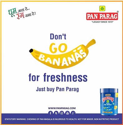 Panparag Banana Post - Digimanic