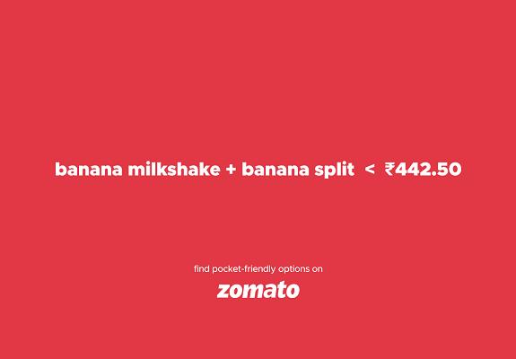 Zomato Banana Post - Digimanic