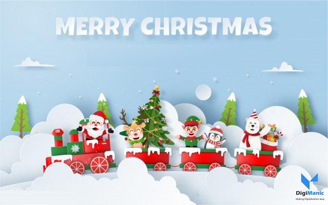 Christmas Day Post - Digimanic Blog