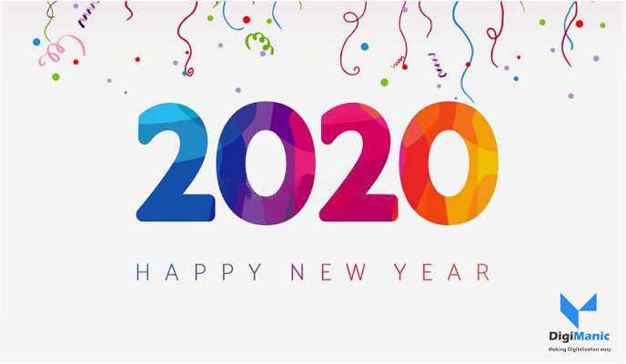 happy new year 2020 - digimanic blog