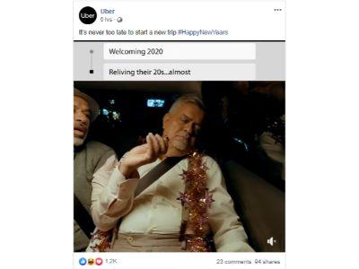 uber - happy new year